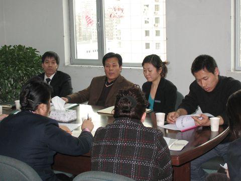 物业公司组织客户开展08年消防安全教育会